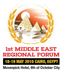 1st Middle East Regional Forum Egypt 2016