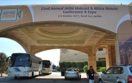 IAOM MEA Jordan 2011