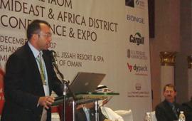 الجمعية الدولية للمطاحن في الشرق الأوسط وأفريقيا – سلطنة عمان 2007