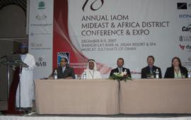 IAOM MEA Oman 2007