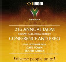 IAOM MEA South Africa 2010