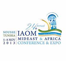 IAOM MEA Tunisia 2013