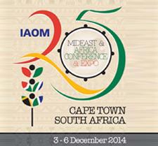 IAOM MEA South Africa 2014