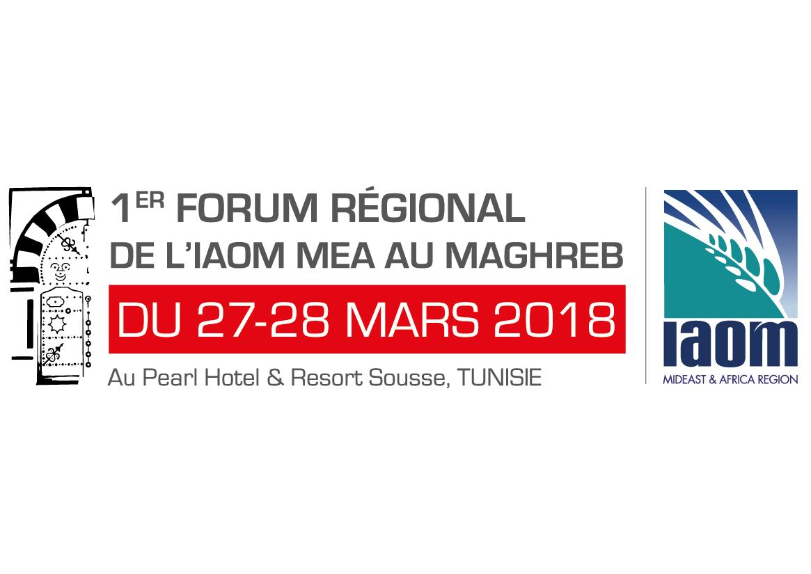 1st Maghreb Regional Forum, Tunisia 2018